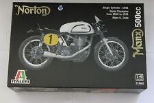NORTON Italeri Manx 500cc Single Cylinder 1951