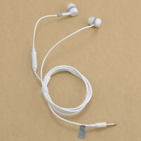 New For Samsung iPhone LG 3.5mm In-ear Headphone Stereo Earbuds Earphone Headset