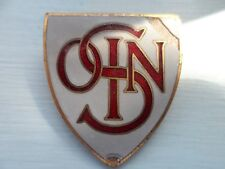 Old Unknown Enamel Badge (ca)