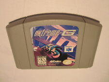 Extreme-G (Nintendo N64) Game Cartridge Vr Nice!