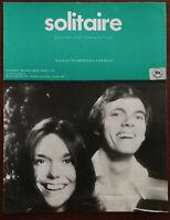 The Carpenters Solitaire by Neil Sedaka & Philip Cody – Pub. 1972