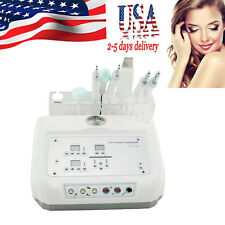 Diamond Micro Dermabrasion Ultrasonic BIO Skin Scrubber lift Beauty SPA Machine