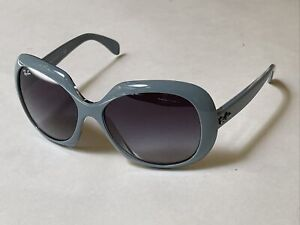 New Ray Ban RB4208 6104/8G Green Frame Sunglasses Authentic Size 55-14