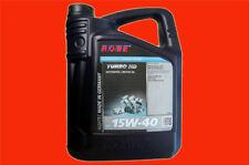 5 Liter Kanister (1L=3,90€) ROWE Motoröl Motorenöl Motor Oil Turbo HD SAE 15W-40