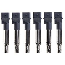 Set of 6 Delphi Direct Ignition Coils for Audi Q7 Porsche Cayenne VW Passat V6