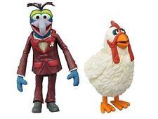 Il Muppets Diamond Select Gonzo & Camilla Series 1 Action Figure Jim Henson