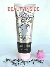 Bath and Body Works NIGHT BLOOMING JASMINE Ultra Shea Body Cream 8 oz /226 g*NEW