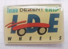 IDE Wheels/Intra Dezent Exip... Car Tyres-Pin (156d)