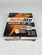 Autolite Spark Plugs Iridium XP3924 Set of 4 New NIB