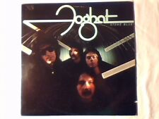 FOGHAT Stone blue lp USA ELMORE JAMES ROBERT JOHNSON COME NUOVO LIKE NEW!!!