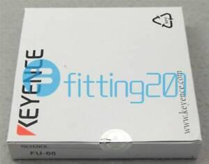 Keyence Fiber Optic Sensor FU-66 FU66 New