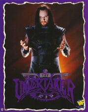SMALL POSTER: WWF WRESTLING:  UNDERTAKER - FREE SHIPPING         RBW1 J