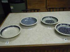 Polish Pottery, Boleslawiec, Pasta Bowl, 9