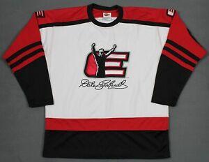 Dale Earnhardt The Intimidator Vintage Winner Circle Hockey Jersey Large