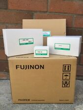 "Fujinon XA20sx8.5 BERM-K3 2/3"" ENG HD Lens New With MS-01 Remote Kit"
