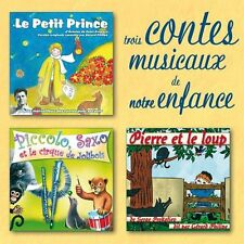 CD Trois contes musicaux de notre enfance : Gérard Philipe