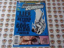 Green Lantern New Guardians (2011) DC - #35, GodHead Act I Part 4, VF/+ (New 52)