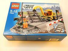 LEGO City Bahnübergang 7936 Neu , OVP & versiegelt