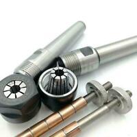 Pen Mandrel Collet Mandrel Set Penmaking Turning Lathe Supplies DIY Y9N4
