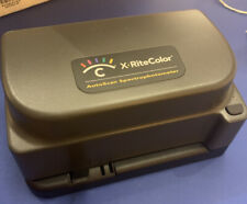 X-Rite Color Auto Scan Spectrophotometer Xrite Vd422