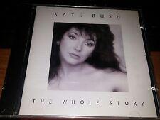 KATE BUSH - THE WHOLE STORY -  CD SIGILLATO (SEALED)
