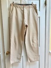 OOBE Outdoor Pants Ivory Men's 36 x 32, EUC