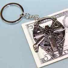 Star Wars Millennium Falcon metal alloy bottle opener & keychain key Chain