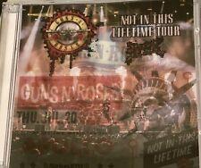 Guns N Roses Live 3 CD Set Soundboard Recording -Apollo Theatre New York 7/20/17