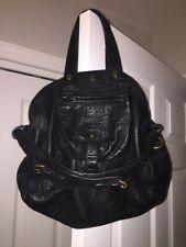 Jerome Dreyfuss Leather Billy Bag Bkack