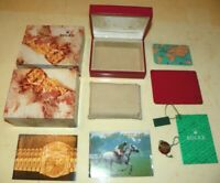 Original Rolex Box u. Booklet Set - Unisex Lady Datejust Modelle - Ref. 14.00.02