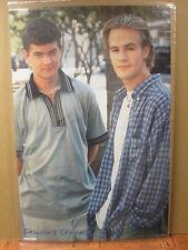 vintage Dawson's Creek 1998 tv series poster  6344