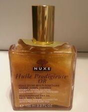 Nuxe Huille Prodigieuse ORO Ml.100 olio secco ILLUMINANTE  corpo viso capelli
