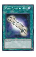 YuGiOh Card - White Elephant's Gift STBL-EN062 1st Ed.