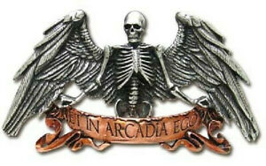 GUARDIAN ANGEL buckle Alchemy Gothic