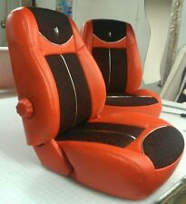 Chevy Interior kit 1955-57  Belair 210 150 Buckets rear bench seats upholstery