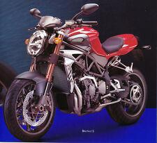 MV Agusta - Modellprogramm - Prospekt  -  06/2002 - italiano  - nl-Versandhandel