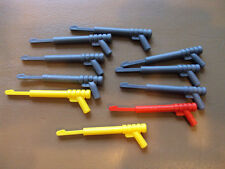 Lego Minifig ~ Mixed Lot Of Spearguns Spear Gun Diver Weapons #xca3