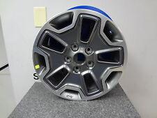 07-13 2013 Jeep Wrangler New Rubicon Wheels Wheel Gray Mopar Factory 5 Pocket