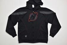 NHL Reebok Center Ice Collection New Jersey Devils XL Regular  Full ZIp Jacket H