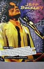 JEFF BUCKLEY 2009 grace around the world promo poster ~MINT cond. NEW old stock~