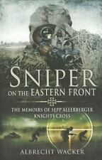 Sniper on the Eastern Front by Albrecht Wacker (2016, Paperback)