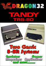 Dragon32 + Tandy TRS-80/Coco Retro Collection for the PC