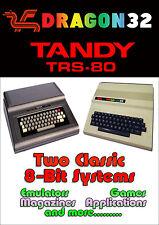 Dragon 32 + Tandy trs-80/Coco Retrò collezione per il PC