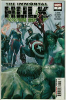The Immortal Hulk #7  marvel Comic Book 2018 NM