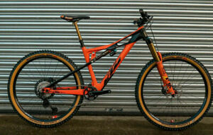 KTM Prowler Sonic 19 Large Fox 36 Transfer DPX2 Schwalbe XT 12sp NEW Orange