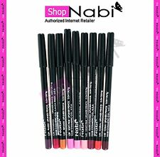 Nabi  Lip liner Pencil 12pcs (Wholesale lot)_cruelty Free