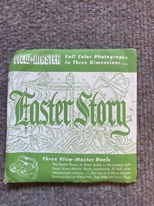 The Easter Story - Vintage Viewmaster Slides - 195? - Kodachrome - Look 👀