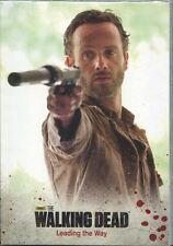 The Walking Dead Season 3 Part 1 Complete 72 Card Base Set