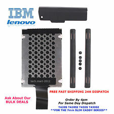 Hard Drive.HDD.Cover.Caddy.T430s.T430si.T420S.T420SI.Lenovo.IBM.Thinkpad.NEW KIT