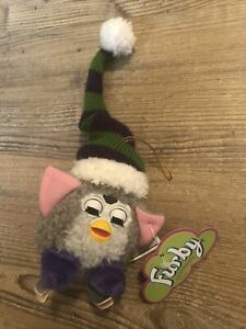 New with tags 1999 Collectible Tiger  Furby Babies Multicolor Ornament